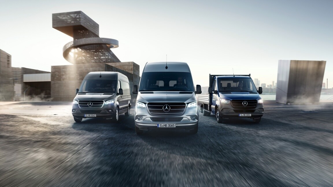 Mercedes-Benz fleetklanten producten