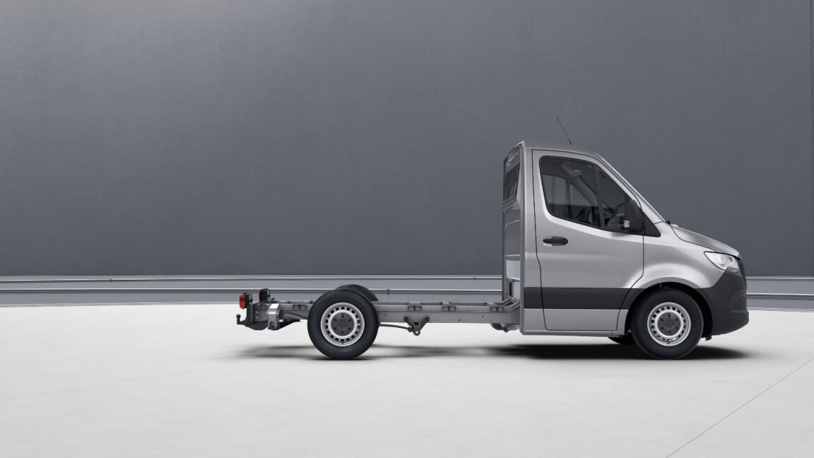 Sprinter Long Chassis -
